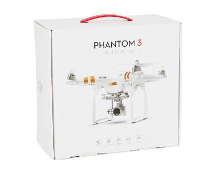 Набор DJI Phantom 3 Professional с рюкзаком и доп аккумулятором, купить в Москве