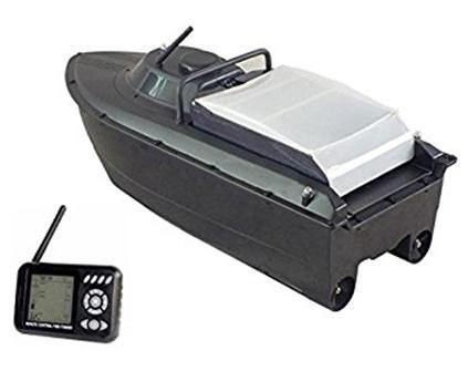 Радиоуправляемый катер Jabo 2D для рыбалки - купить недорого в Москве в интернет-магазине