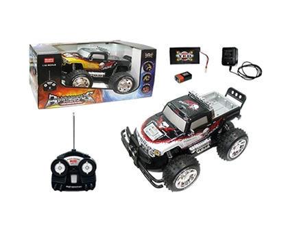 Радиоуправляемый джип-амфибия YED 4WD 1:10 40Mhz 24886 - купить недорого в Москве в интернет-магазине
