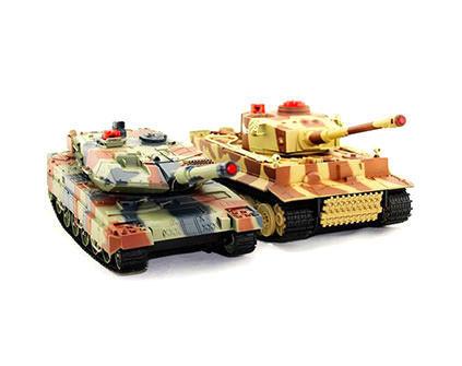 Танковый бой HQ 558 Tiger vs Abrams - купить недорого в Москве в интернет-магазине