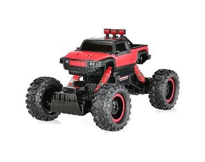 Радиоуправляемый краулер HB 666 Rock Crawler 4WD RTR 1:14 - купить в Москве в Интернет-магазине