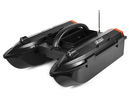 Радиоуправляемый катер Jabo 5CG для рыбалки - купить недорого в Москве в интернет-магазине