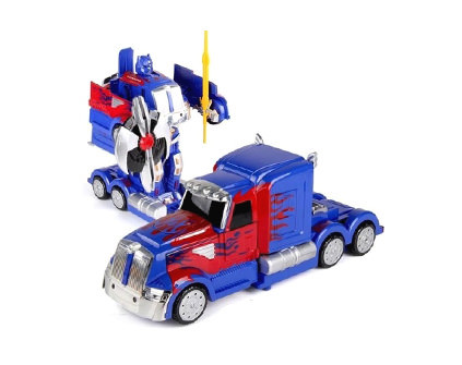 Радиоуправляемый робот-трансформер MZ Optimus Prime 1:14 2335P - купить недорого в Москве в интернет-магазине