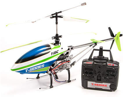 Вертолет MJX T55C - купить недорого в Москве в интернет-магазине