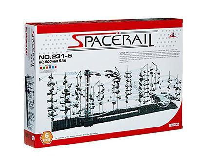 Конструктор SpaceRail 6-231-6 космические горки - купить недорого в Москве в интернет-магазине