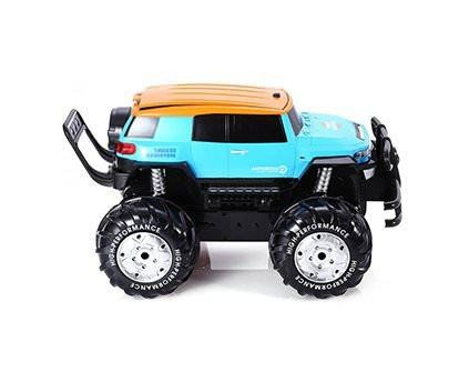 Радиоуправляемый джип-амфибия YED Jeep Toyota YED1601 1:10 - купить в Москве в Интернет-магазине