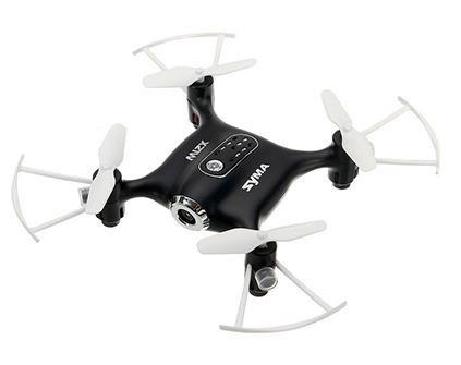 Квадрокоптер Syma X21W Pro HD - купить недорого в Москве в интернет-магазине