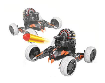 Радиоуправляемая боевая машина Keye Toys Space Warrior KT703 - купить недорого в Москве в интернет-магазине