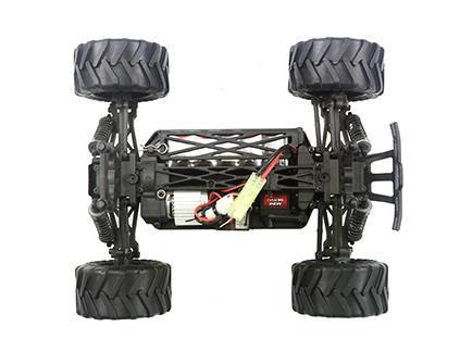 Радиоуправляемый монстр Himoto Crasher E18MC - купить в Москве в магазине COPTERDRONE