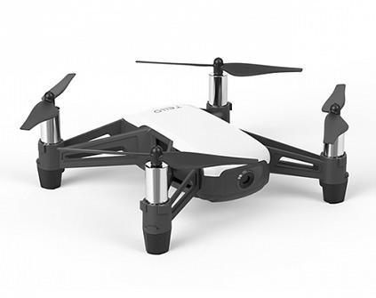 Квадрокоптер DJI Tello - купить недорого в Москве в интернет-магазине