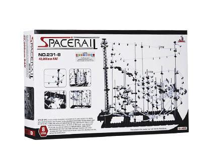 Конструктор SpaceRail 8-231-8 космические горки - купить недорого в Москве в интернет-магазине