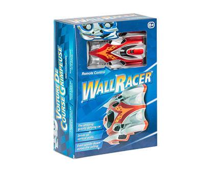 Антигравитационная машинка WALL RACER Blue