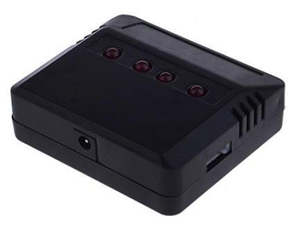 Зарядный хаб для аккумуляторов Hubsan - купить недорого в Москве в интернет-магазине