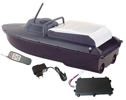 Радиоуправляемый катер Jabo 2AL для рыбалки - купить недорого в Москве в интернет-магазине