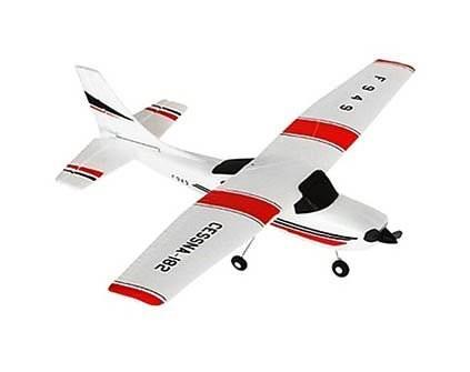 Самолет WLToys F949 Cessna - купить недорого в Москве в интернет-магазине